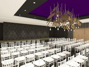corporate interior design hotel function hall 3