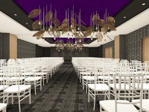 corporate interior design hotel function hall 4