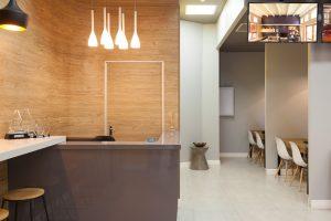 corporate interior design offices Rawson's reception 2