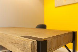 corporate interior design offices Rawson's consultation cubicles desk 1