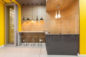 corporate interior design offices Rawson's reception 6