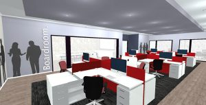 Redesign Interiors corporate interior design offices workspace 1