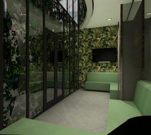 corporate interior design hotel atrium 1