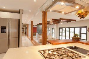 residential interior design Naidoo kitchen 1