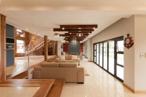 residential interior design Naidoo living room 4