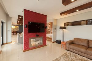 residential interior design Naidoo living room 3