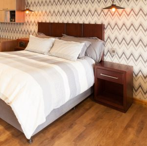 residential interior design Naidoo main bedroom 3