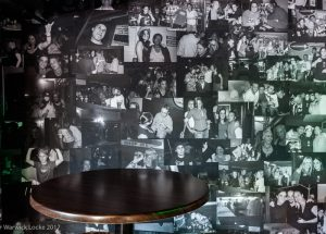 corporate interior design restaurant LL wall