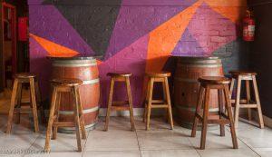 corporate interior design restaurant LL floor seating 3