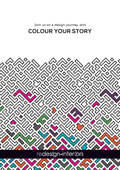 redesign interiors color your story
