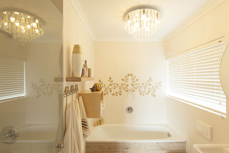 residential interior design Brookes main bathroom 3
