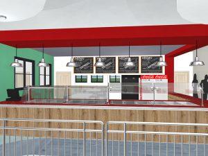 corporate interior design canteen kitchen 2