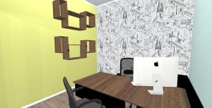 Redesign Interiors corporate interior design offices consultaion room