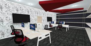 Redesign Interiors corporate interior design offices workspace 1