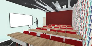 Redesign Interiors corporate interior design offices conference room
