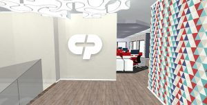 Redesign Interiors corporate interior design offices lobby 2