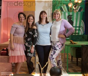 residential interior design Decorex 2018 Redesign Interiors team 1