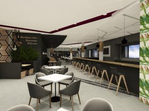 corporate interior design hotel restaurant 6