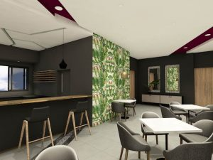 corporate interior design hotel restaurant 3