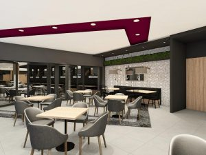 corporate interior design hotel restaurant 2