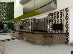 corporate interior design hotel atrium 3