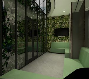 corporate interior design hotel atrium 1