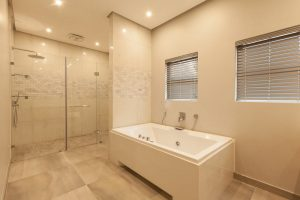 residential interior design Naidoo second bathroom 2