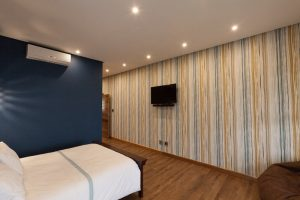 residential interior design Naidoo bedroom 2