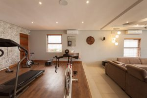 residential interior design Naidoo gym and cinema 2