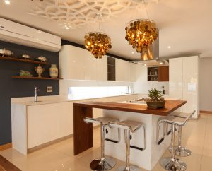 residential interior design Naidoo kitchen 3