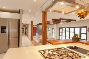 residential interior design Naidoo kitchen 1