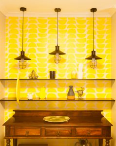 residential interior design Brookes dining room decoration 1