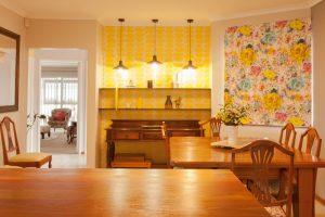 residential interior design Brookes dining room 5