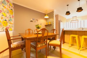 residential interior design Brookes dining room 7
