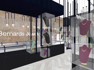 corporate interior design retail jewellery store 7