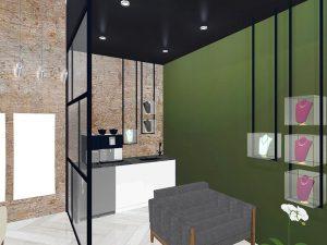 corporate interior design retail jewellery store 4