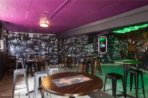 corporate interior design restaurant LL floor seating 1