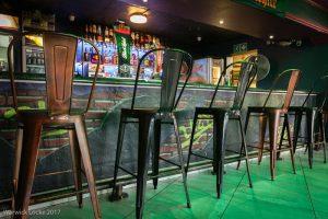 corporate interior design restaurant LL bar seating 2