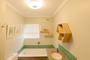 residential interior design Brookes bathroom 2