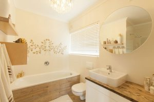 residential interior design Brookes main bathroom 1