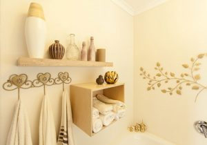 residential interior design Brookes main bathroom decoration