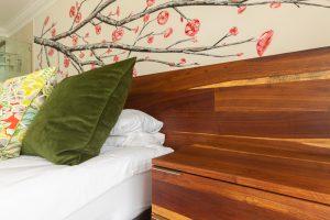 residential interior design Ramchurran bedroom 3 4