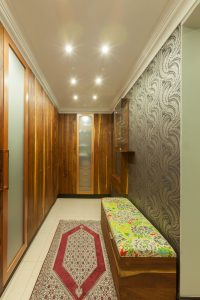 residential interior design Ramchurran closet 1