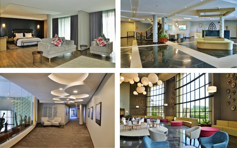 the epic hotel in Rwanda