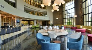 hotel restaurant interior design