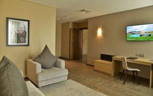 epic hotel rwanda room