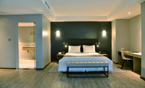 executive suite hotel interior design