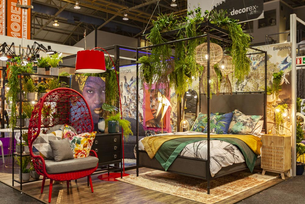 redesign interiors decorex 2019